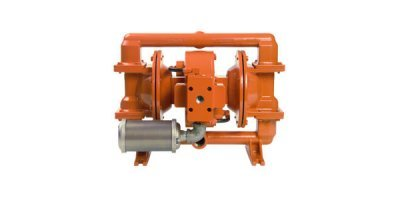 High pressure AODD Pumps