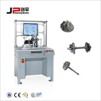 0.5kg Capacity Turbocharger Rotor, Turbo, Turbocharger Shaft And Wheel Balancing Machine