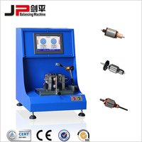 Micro Motor Armature, Pump Armature, Ac Motor Armature Soft Bearing Balancing Machine
