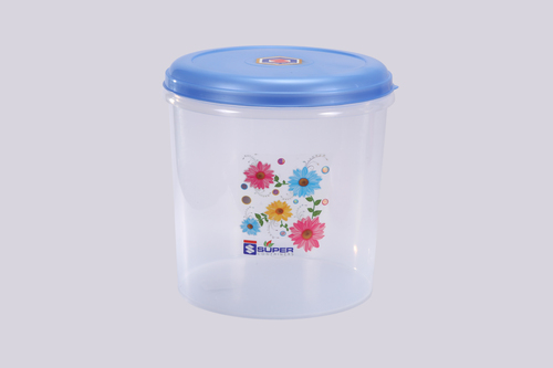 10 Ltr. Plastic Container Coral