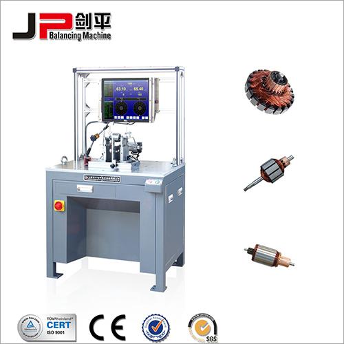 Axial Fan Impeller Vertical Balancing Machine
