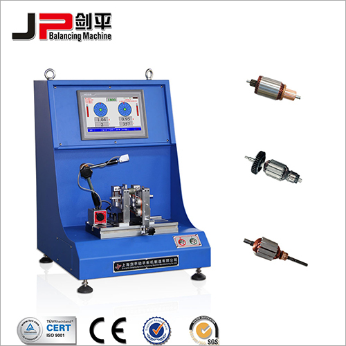 Micro Motor Armature, Power Tool Armature Auto-positioning Balancing Machine