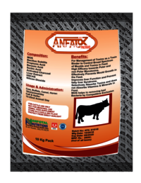 Animal Feed Toxin Binder (Anfatox Premium)