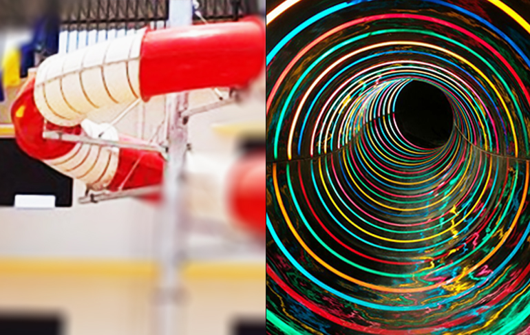 Tunnel Body Slide
