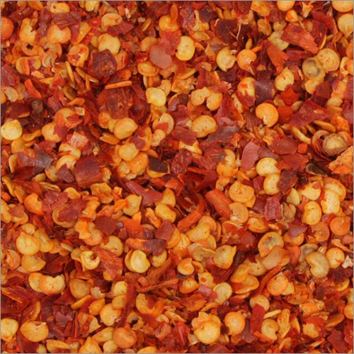 Crushed Red Chilli Flakes
