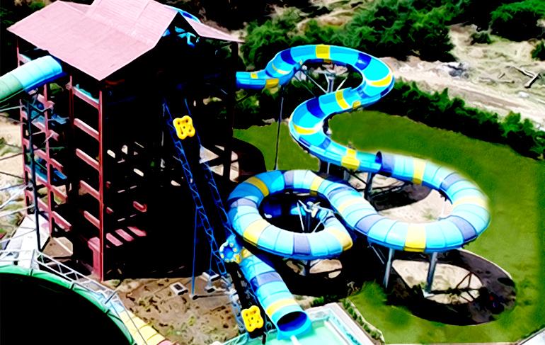River Slide