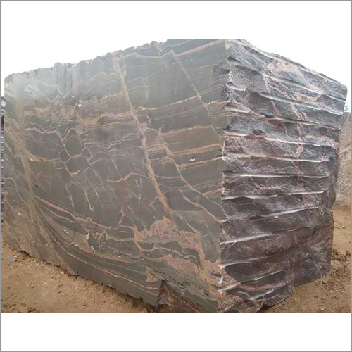 Indian Brown Granite Blocks