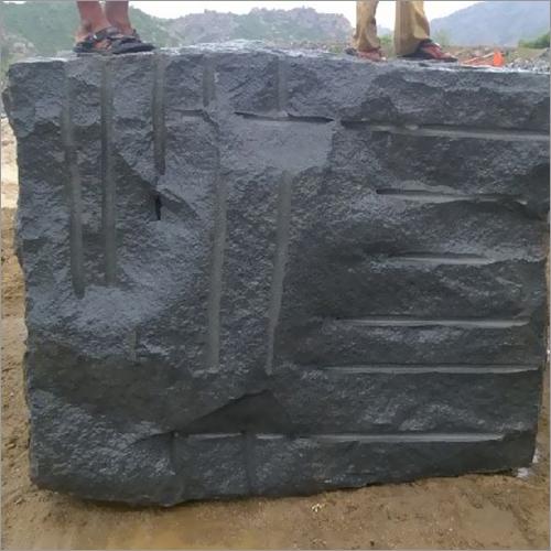 Black Galaxy Granite Block