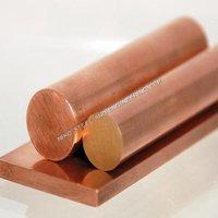 oxygen free copper rod