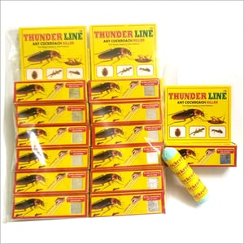 Thunder Ant Cockroach Chalk 120 Doz-Carton