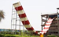 Pendulum Water Slide