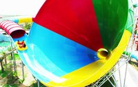 Funnel Water Slide