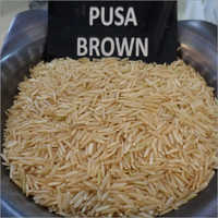 Pusa Brown Non Basmati Rice