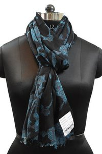 Winter Collection Woolen Printed Scarves