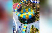Thunder Bowl Water Slide