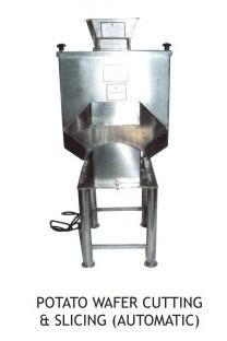Automatic Potato Wafer Cutting Machine