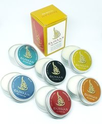 Solid Perfumes