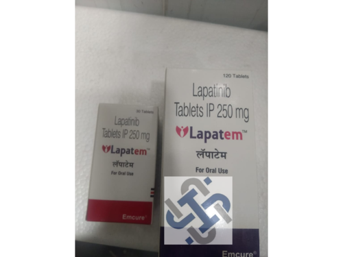 LAPATEM LAPATINIB 250MG TABLETS
