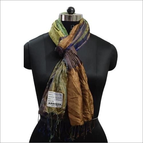 Silk Handwoven Scarves