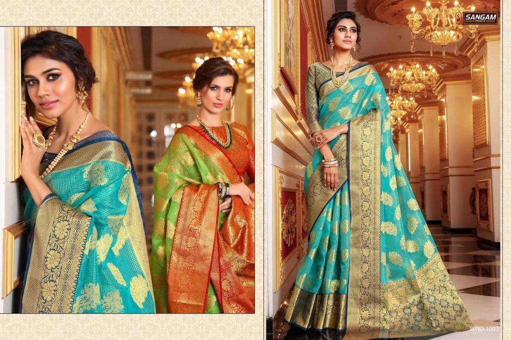 Traditional Handloom Sarees