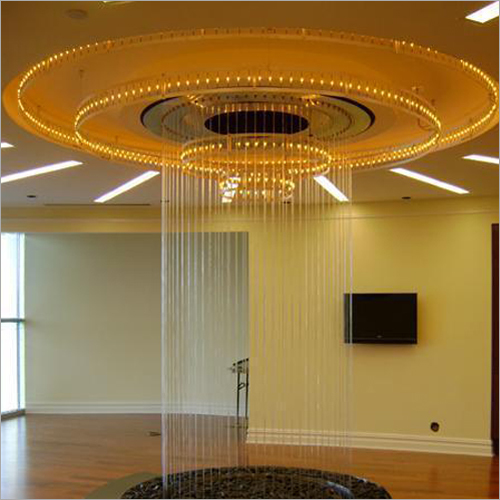 Water Curtain Fountain