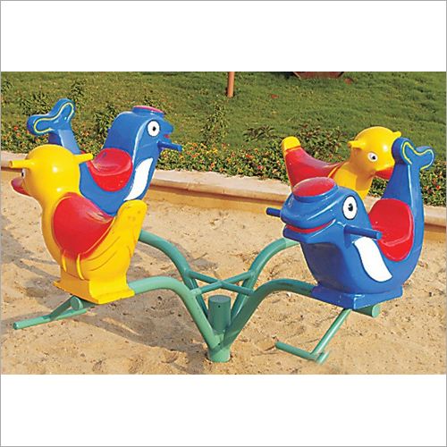 Four Seater Duck Merry Go Round