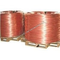 Continuous Cast Copper Rods