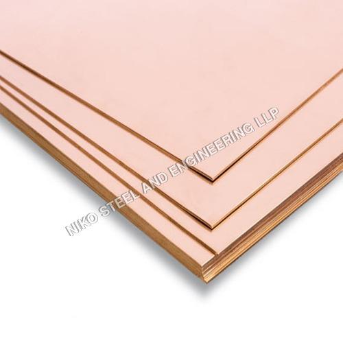 copper alloy plate