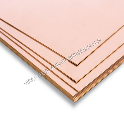 copper alloy plate