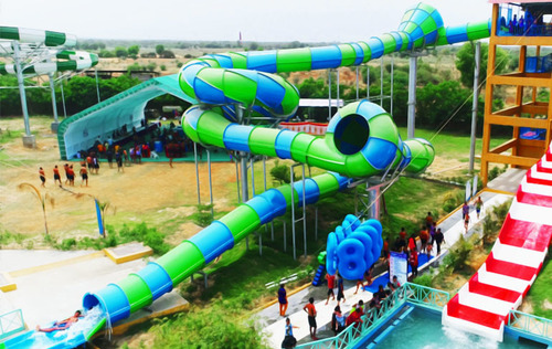 Thriller Water Slides
