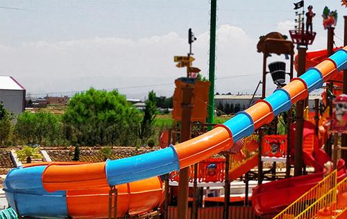 Body Tornado Slide