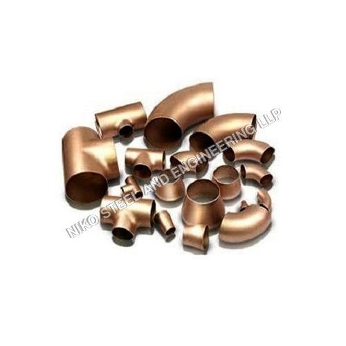 copper alloys buttweld fitting