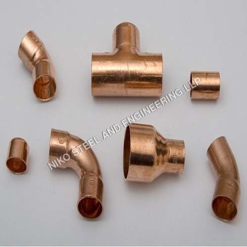 copper alloy pipe fittings