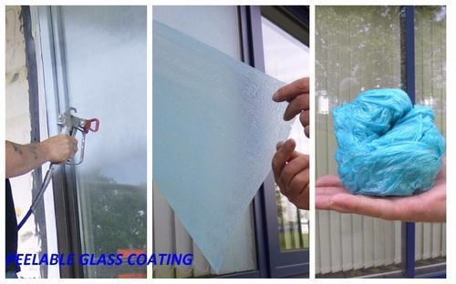 Peelable Glass Coating Services