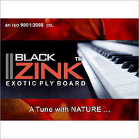 Exotic Ply Board