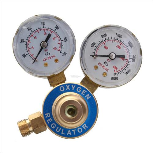 Welding Regulators With Pressure Gauge