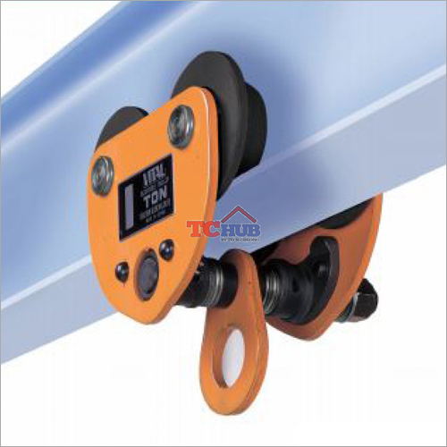 Manual Trolley For Chain Block
