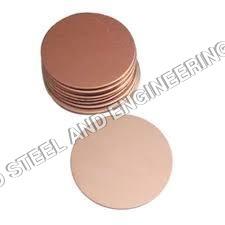 copper circle