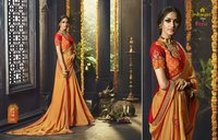 Wedding Latest Designer Sarees
