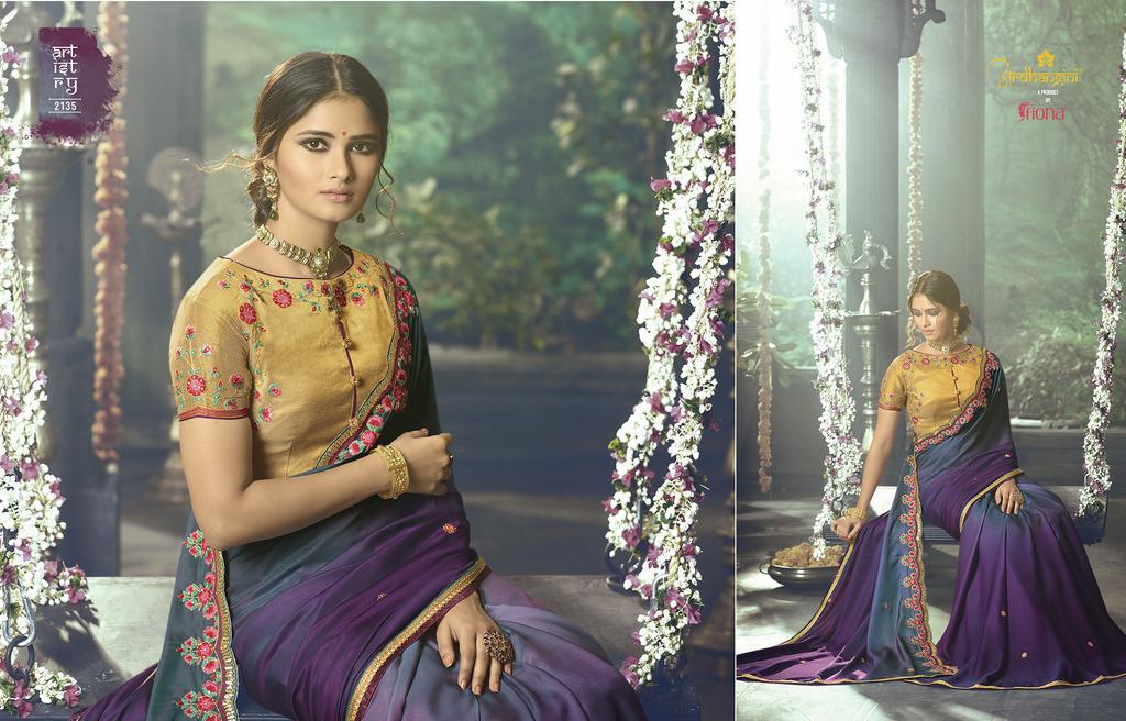 Wedding Latest Designer Sarees