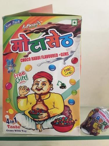 Choco Rabdi Flavored Gems