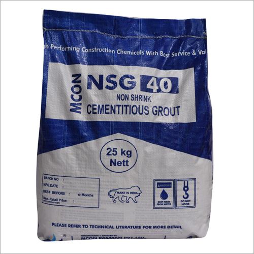 Non Shrink Epoxy Grout