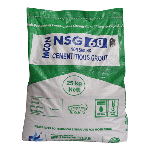 Non Shrink Cementitious Grout