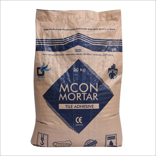 MCON MORTAR - Tile Adhesive