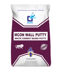 Cement Wall Putty White