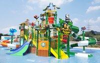 5 Platform Water Play System