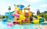 6 Platform Water Play System