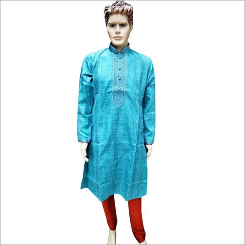 Mens Plain Kurta Pajama