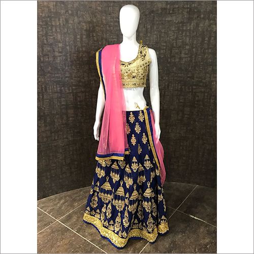 Fashionable Ghagra Choli