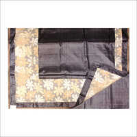 Ladies Fancy Black Saree